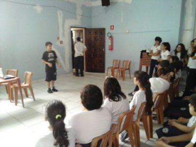 Projeto Bullying Zero