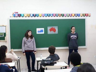 Seminário de Geografia feito pelo 8° ano A