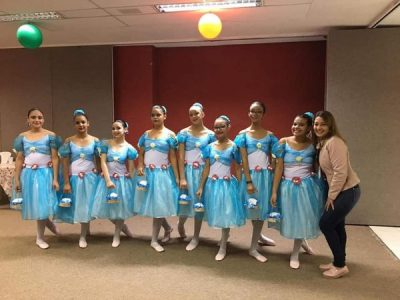 Ballet Juvenil se apresenta no Festival A Noite é uma Criança